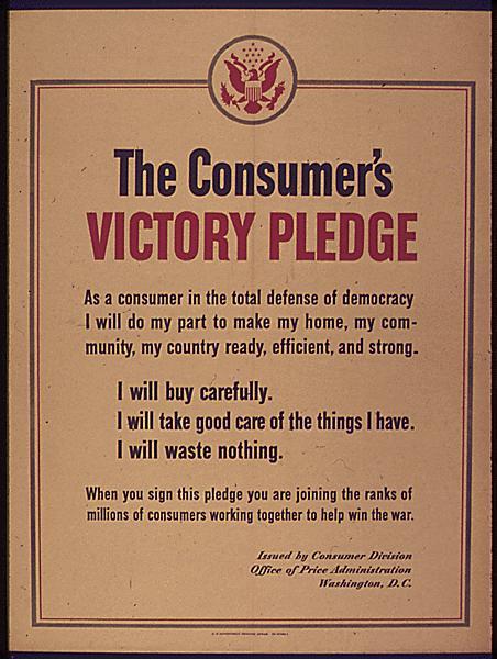 Consumerpledge