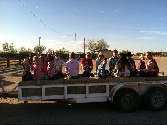 Barn Dance Fun